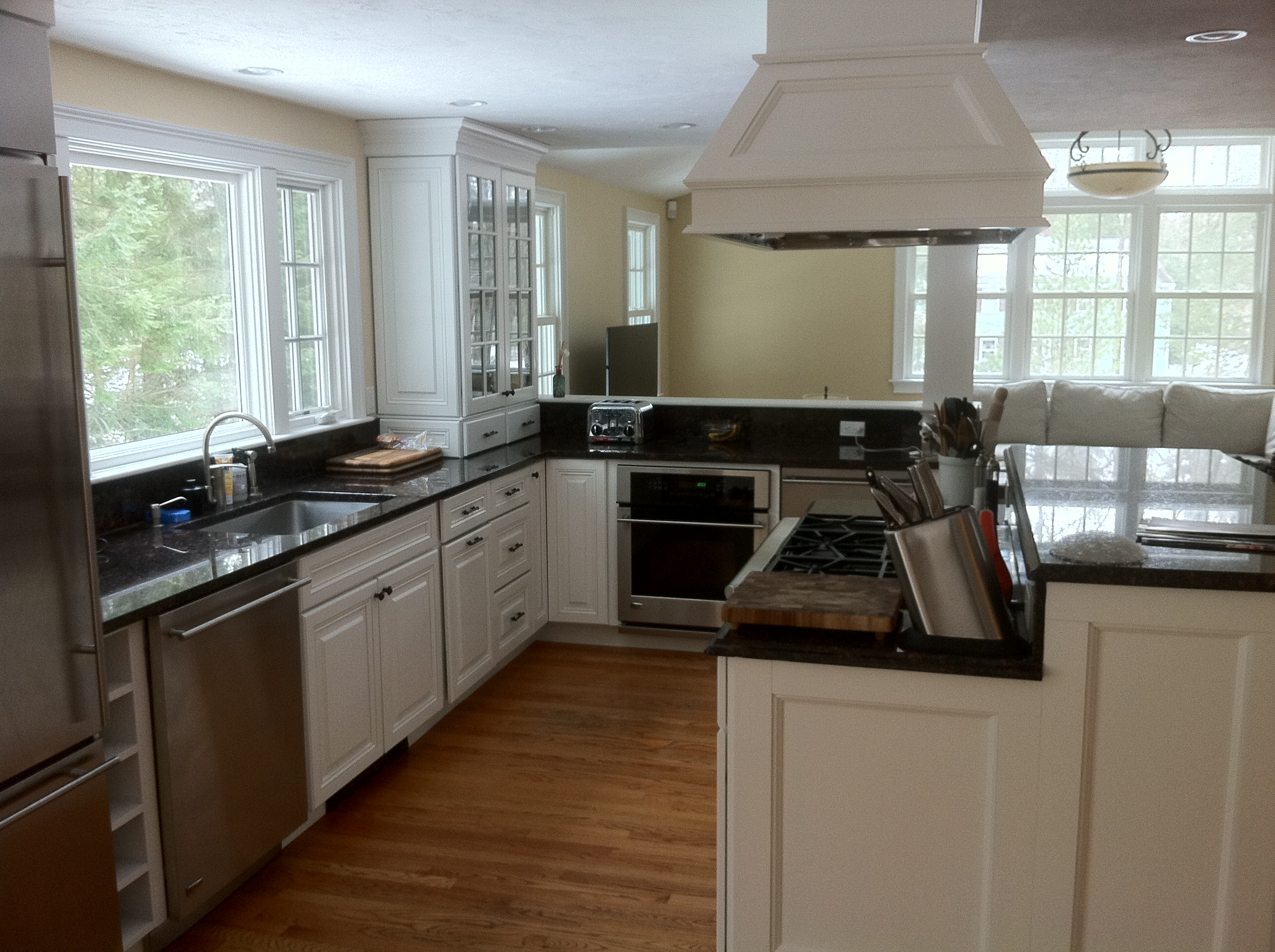 Kitchen Cabinet Refinishing Rhode Island
