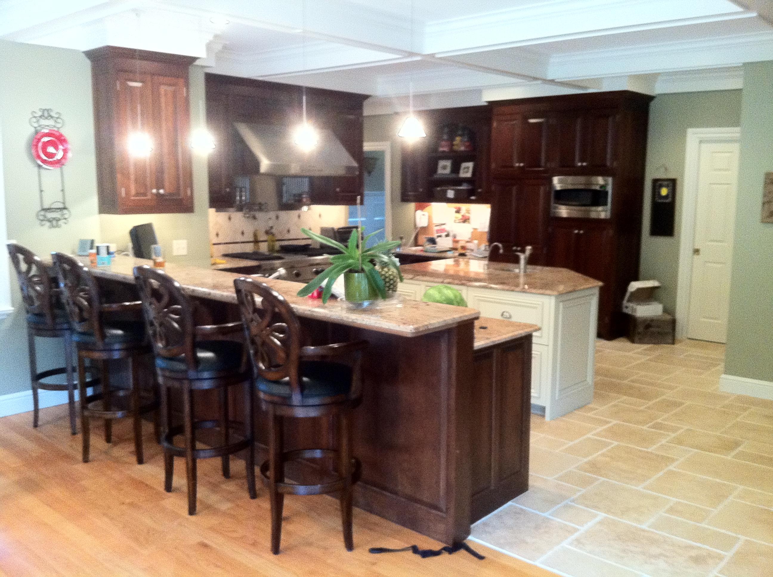 Kitchen cabinets rhode island - Cabinet Refinishing In Kingston Rhode Island Kitchen Remodeling