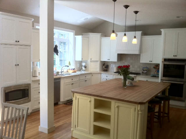 kitchen remodeling & cabinet refinishing in lincoln, ri