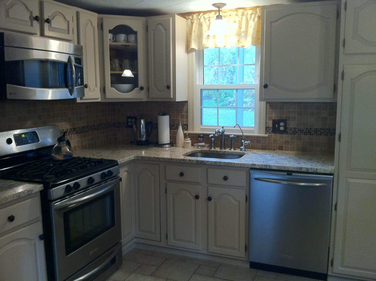 Kitchen cabinets rhode island - Kitchen Cabinet Remodeling In North Smithfield Rhode Island