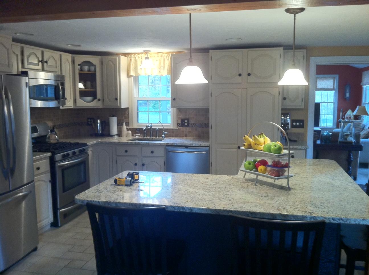 Kitchen Cabinet Refinishing In North Smithfield, Rhode Island
