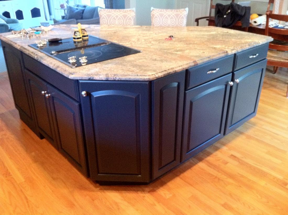 Kitchen Cabinet Refinishing in Bridgewater, Massachusetts ...