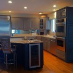 Kitchen Cabinet Resurfacing in Bridgewater, MA