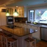 Sherborn Cabinet Refinish (2)