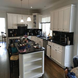 Hopkinton Cabinet Remodeling