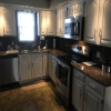 Brockton Kitchen Cabinet Refinishing