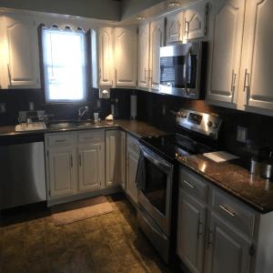 Brockton Kitchen Cabinet Refinishing