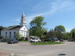 Norfolk, MA Church