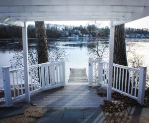 Wrentham, MA Lake
